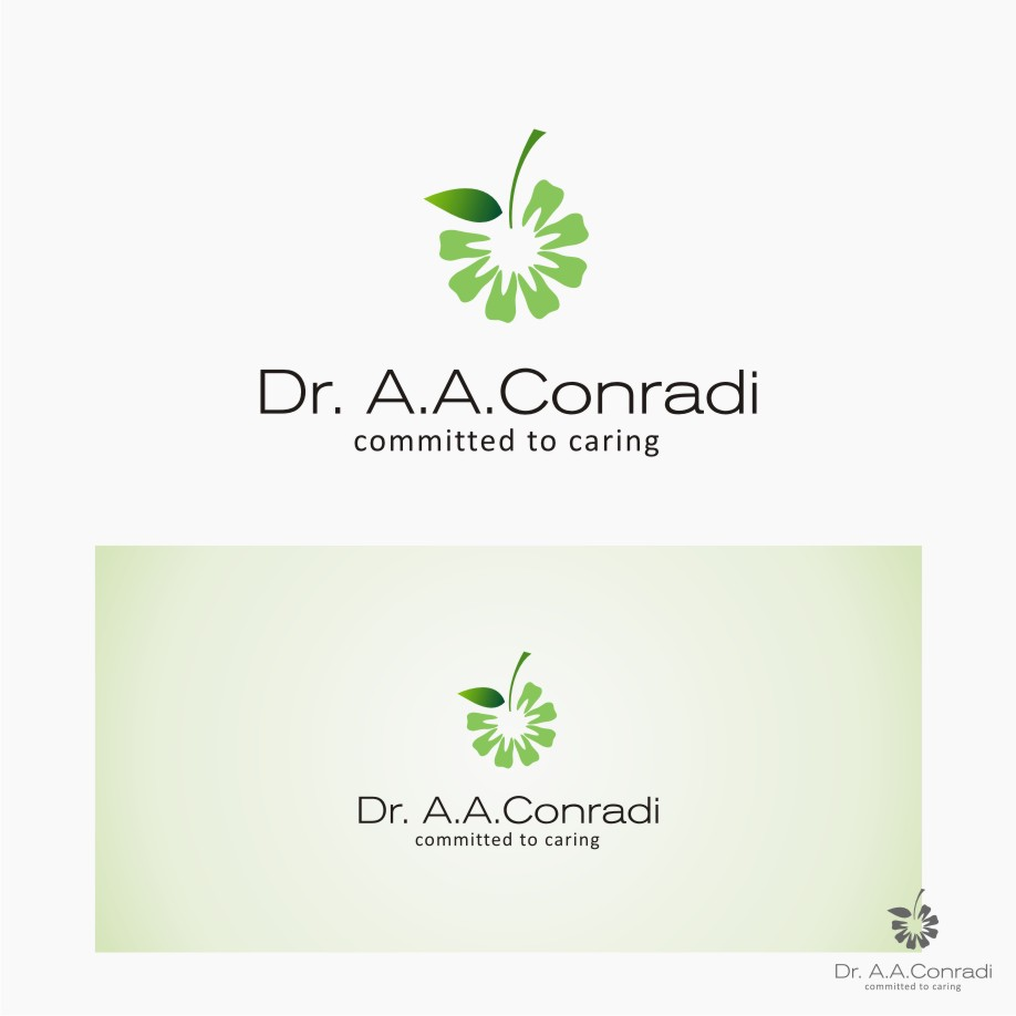 Logo Design by graphicleaf - Entry No. 163 in the Logo Design Contest Unique Logo Design Wanted for Dr. A.A. Conradi.