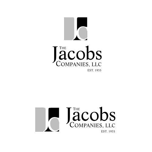 Logo Design by Private User - Entry No. 142 in the Logo Design Contest The Jacobs Companies, LLC.
