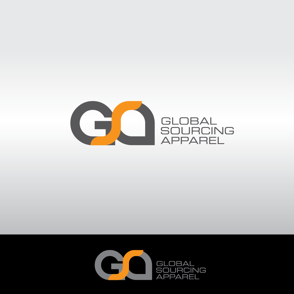 Logo Design by rockin - Entry No. 57 in the Logo Design Contest Fun Logo Design for Global Sourcing Apparel.