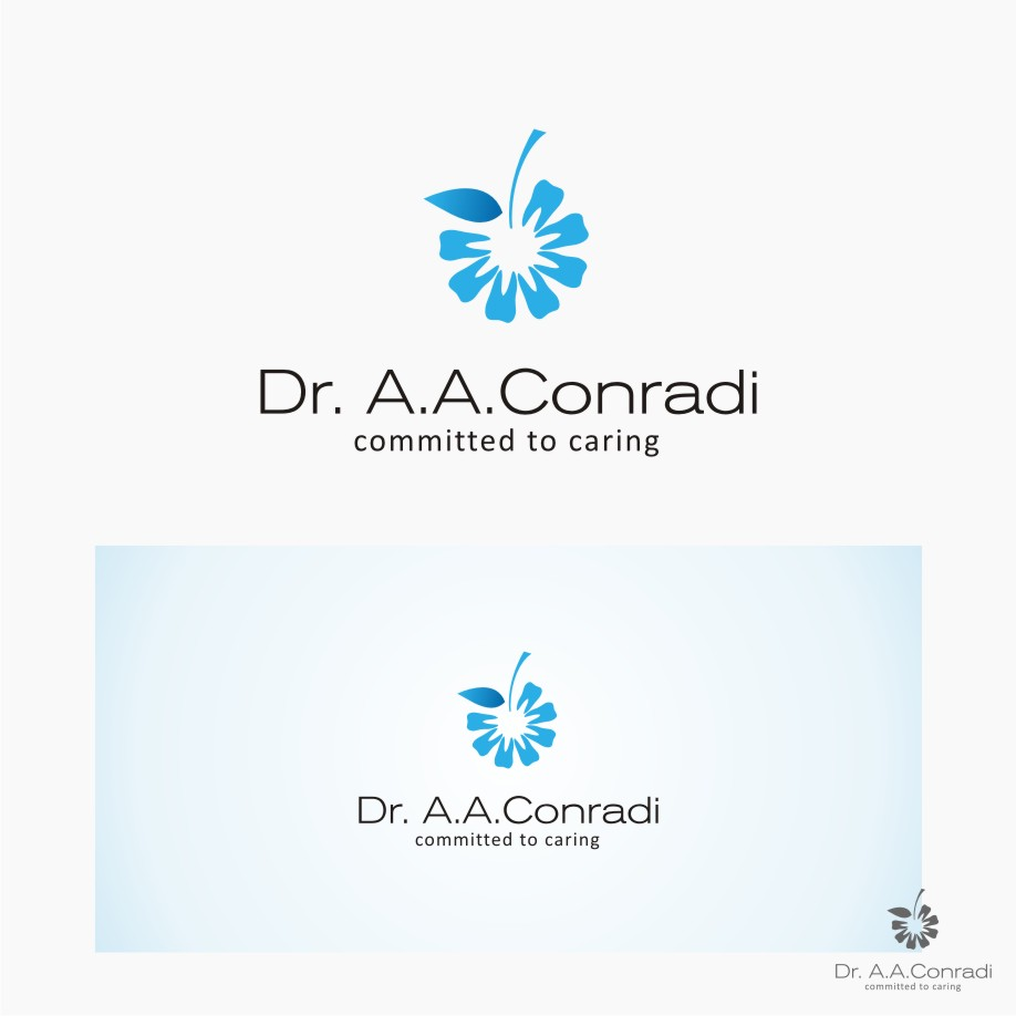 Logo Design by graphicleaf - Entry No. 165 in the Logo Design Contest Unique Logo Design Wanted for Dr. A.A. Conradi.