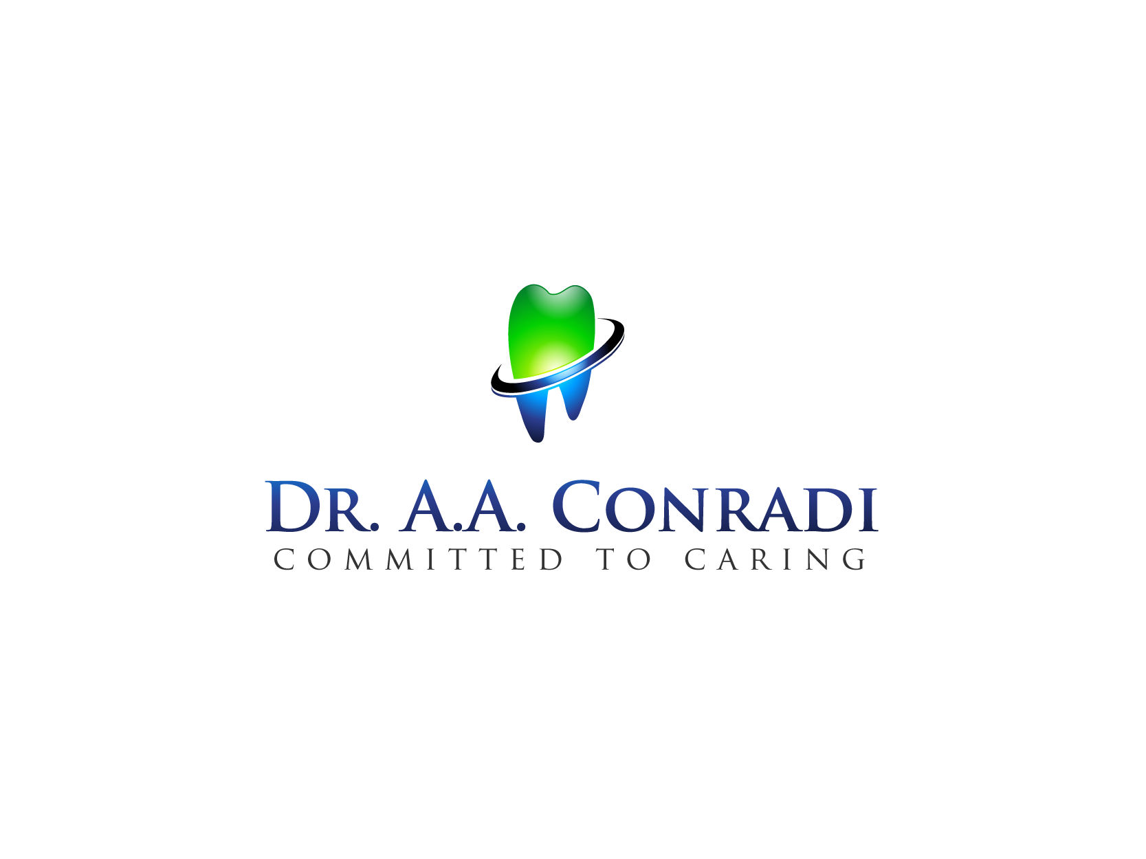 Logo Design by G.DRACHIT - Entry No. 167 in the Logo Design Contest Unique Logo Design Wanted for Dr. A.A. Conradi.