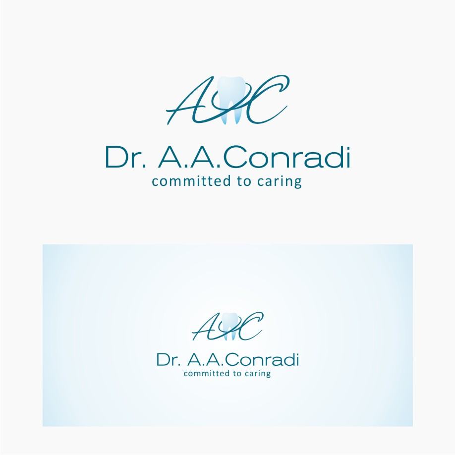 Logo Design by graphicleaf - Entry No. 168 in the Logo Design Contest Unique Logo Design Wanted for Dr. A.A. Conradi.