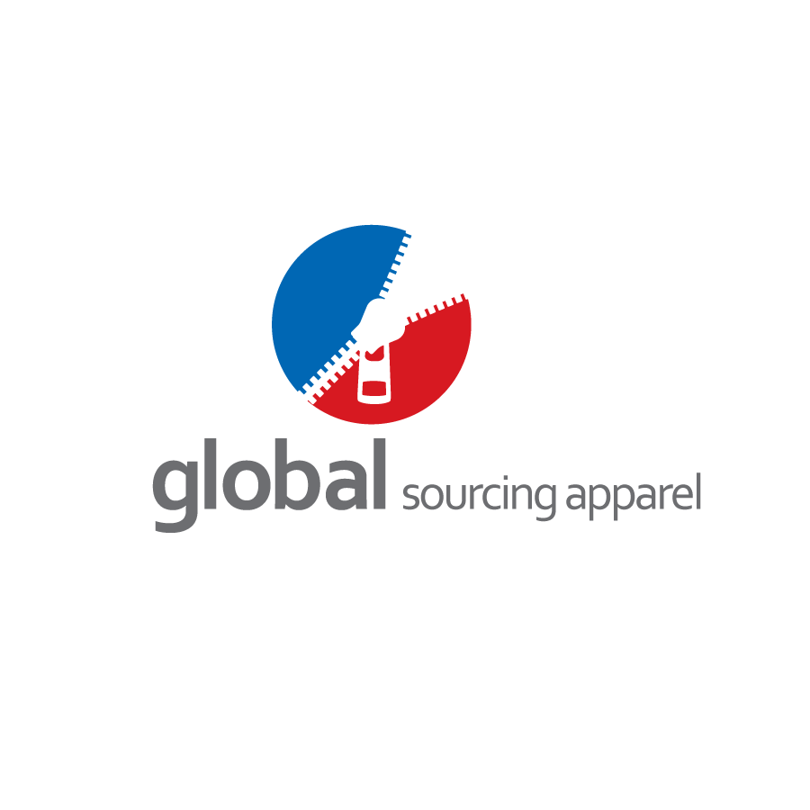 Fun Logo Design For Global Sourcing Apparel Hiretheworld