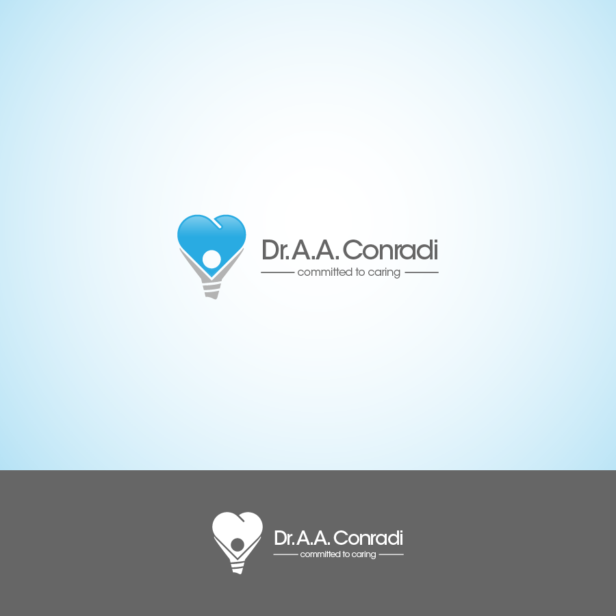 Logo Design by zesthar - Entry No. 171 in the Logo Design Contest Unique Logo Design Wanted for Dr. A.A. Conradi.
