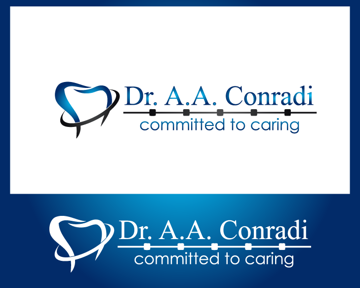 Logo Design by Private User - Entry No. 172 in the Logo Design Contest Unique Logo Design Wanted for Dr. A.A. Conradi.