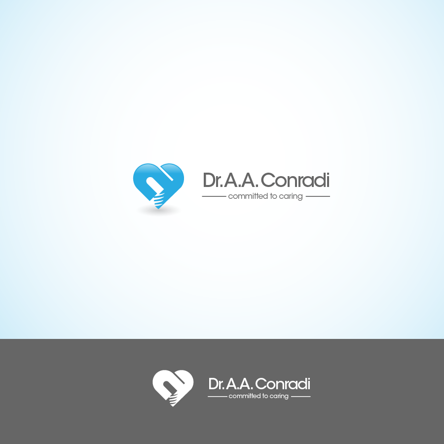 Logo Design by zesthar - Entry No. 174 in the Logo Design Contest Unique Logo Design Wanted for Dr. A.A. Conradi.