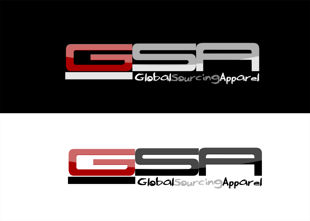 Logo Design by whoosef - Entry No. 61 in the Logo Design Contest Fun Logo Design for Global Sourcing Apparel.