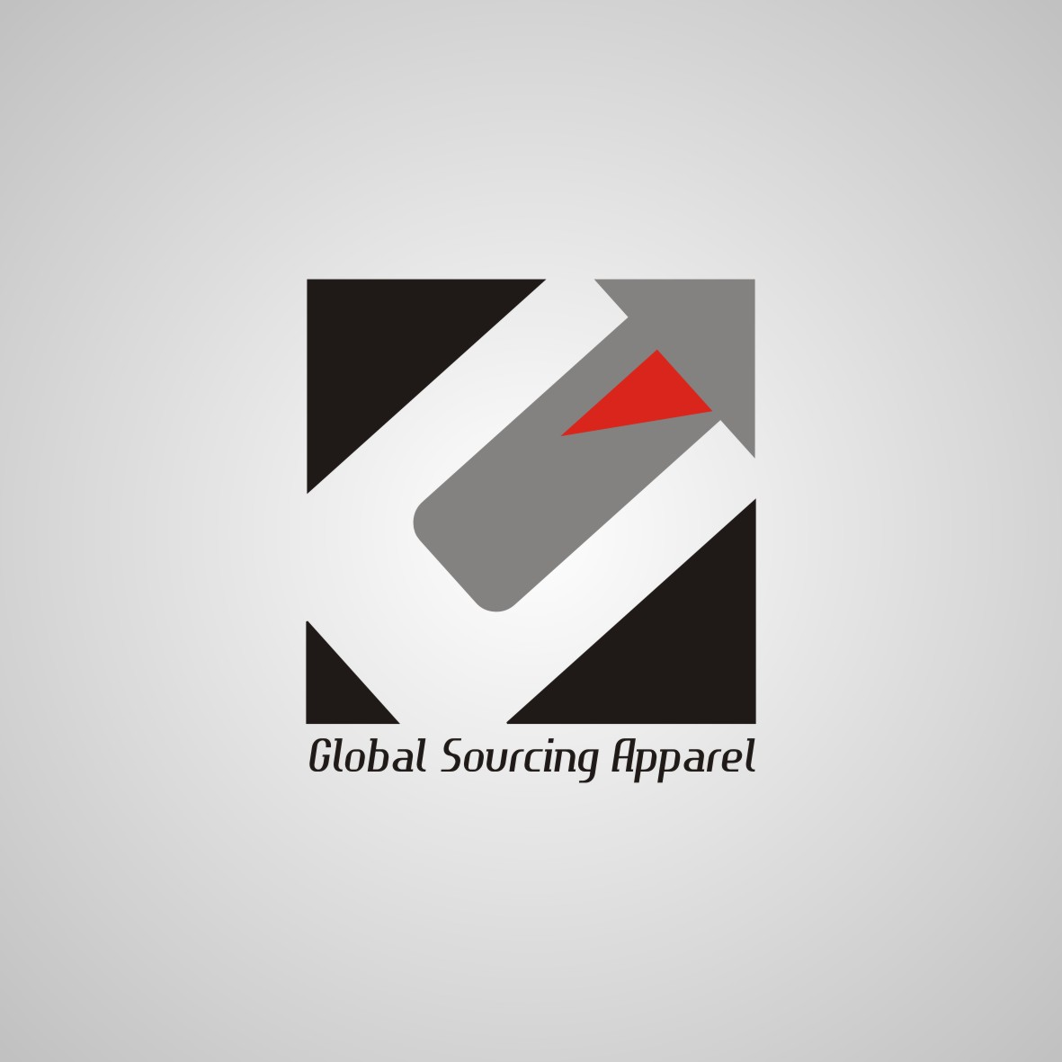Logo Design by arteo_design - Entry No. 84 in the Logo Design Contest Fun Logo Design for Global Sourcing Apparel.