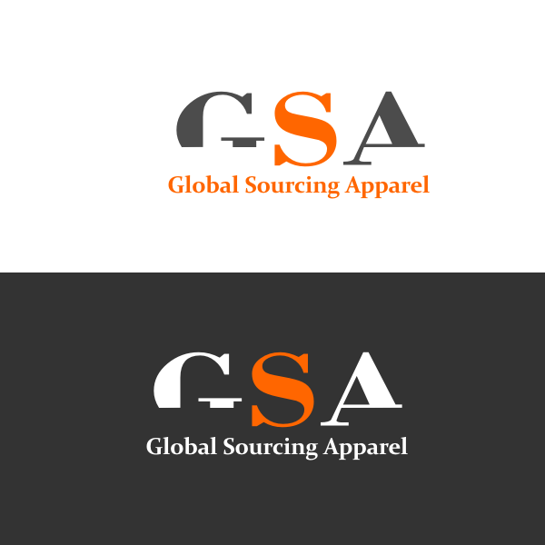 Logo Design by Rudy - Entry No. 87 in the Logo Design Contest Fun Logo Design for Global Sourcing Apparel.