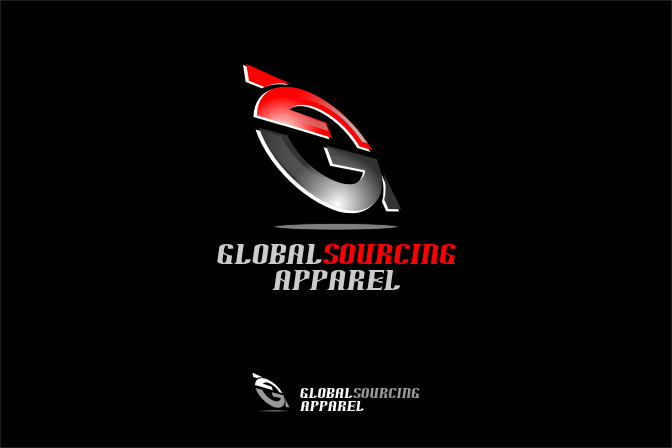 Logo Design by monza - Entry No. 92 in the Logo Design Contest Fun Logo Design for Global Sourcing Apparel.