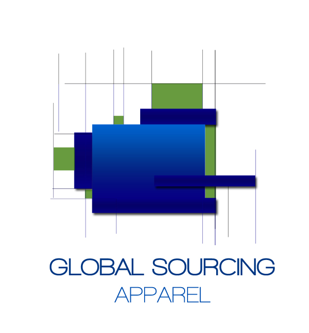 Logo Design by Lama Creative - Entry No. 96 in the Logo Design Contest Fun Logo Design for Global Sourcing Apparel.