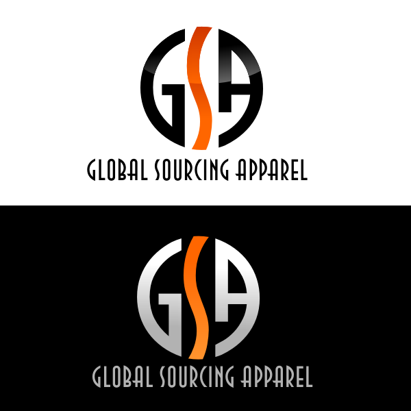 Logo Design by Rudy - Entry No. 99 in the Logo Design Contest Fun Logo Design for Global Sourcing Apparel.
