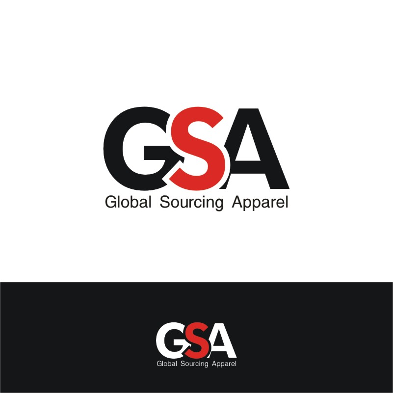 Logo Design by Private User - Entry No. 100 in the Logo Design Contest Fun Logo Design for Global Sourcing Apparel.