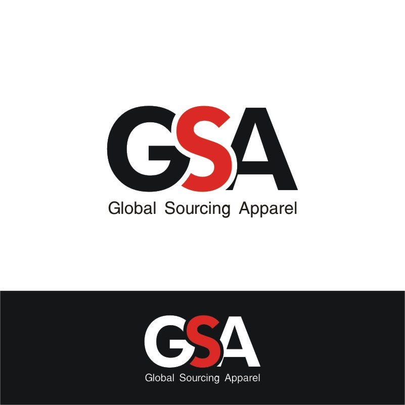 Logo Design by Private User - Entry No. 101 in the Logo Design Contest Fun Logo Design for Global Sourcing Apparel.