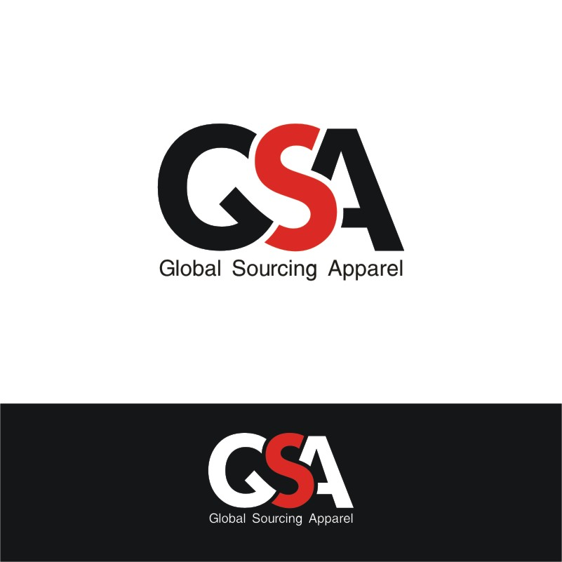Logo Design by Private User - Entry No. 102 in the Logo Design Contest Fun Logo Design for Global Sourcing Apparel.
