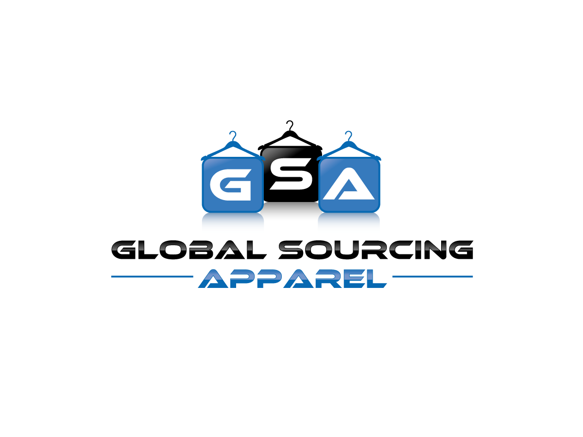 Logo Design by lovag - Entry No. 103 in the Logo Design Contest Fun Logo Design for Global Sourcing Apparel.