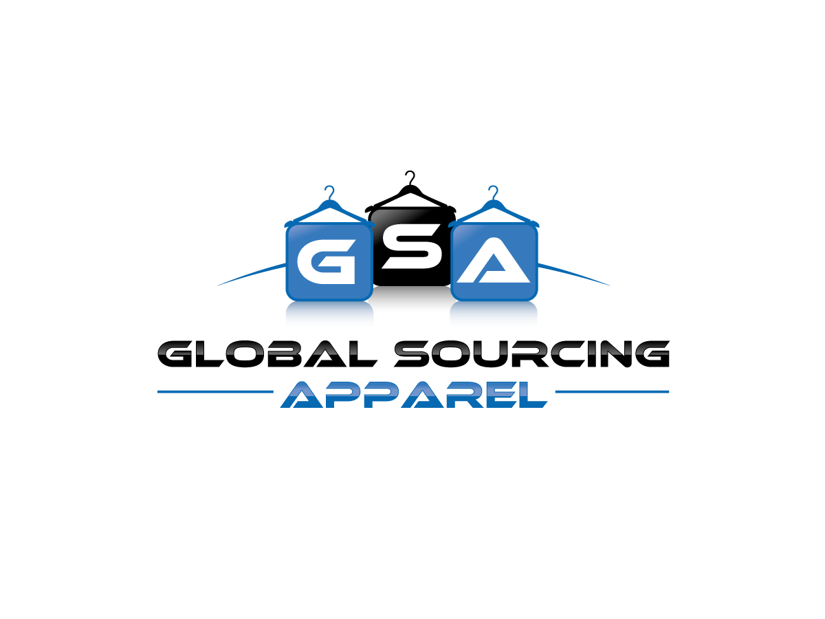 Logo Design by lovag - Entry No. 104 in the Logo Design Contest Fun Logo Design for Global Sourcing Apparel.