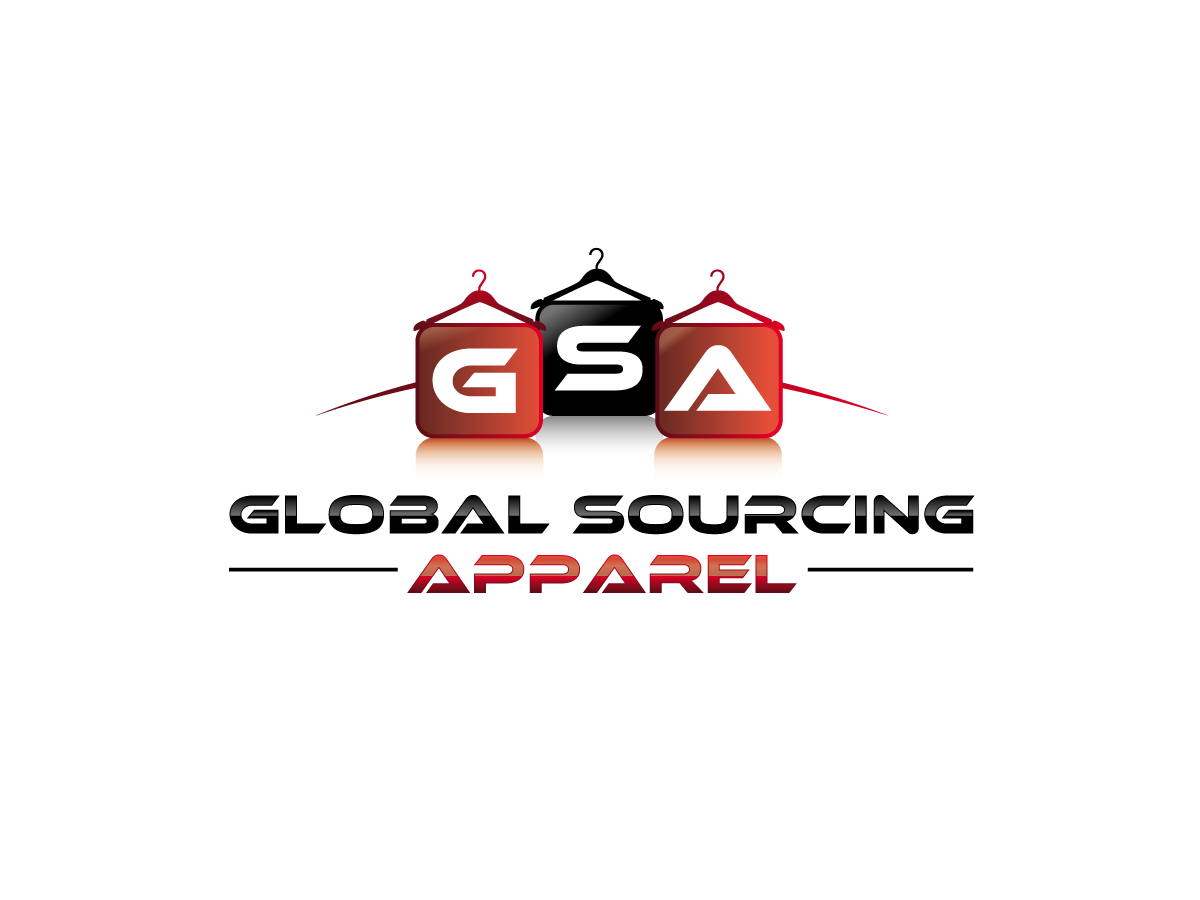 Logo Design by lovag - Entry No. 106 in the Logo Design Contest Fun Logo Design for Global Sourcing Apparel.