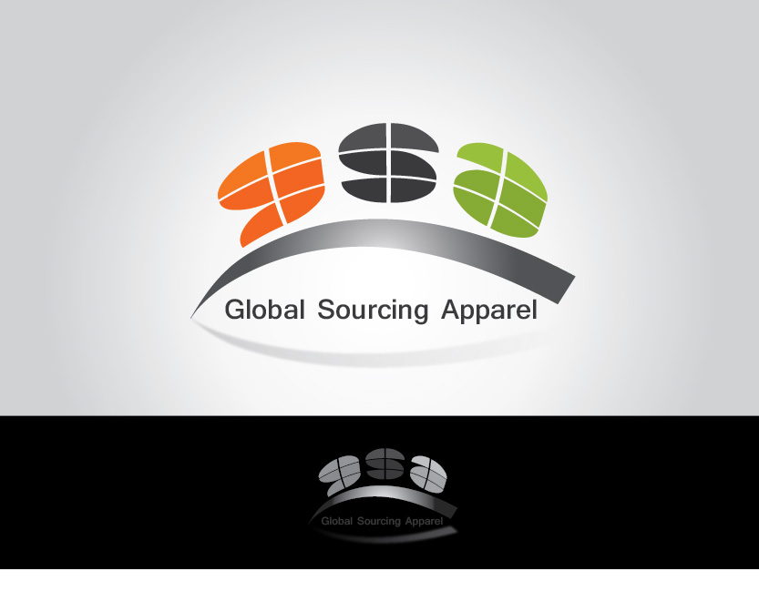 Logo Design by Private User - Entry No. 108 in the Logo Design Contest Fun Logo Design for Global Sourcing Apparel.