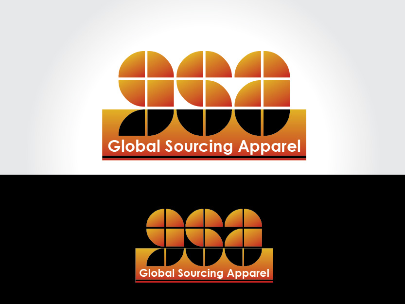 Logo Design by Private User - Entry No. 110 in the Logo Design Contest Fun Logo Design for Global Sourcing Apparel.