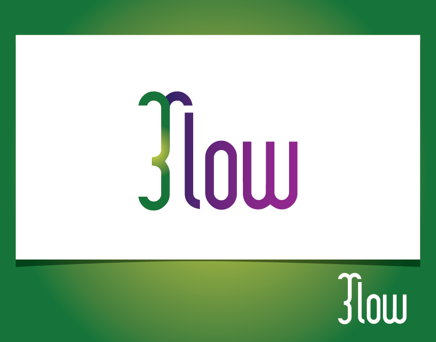 Logo Design by shariq_ssa - Entry No. 12 in the Logo Design Contest Fun Logo Design for 3flow.