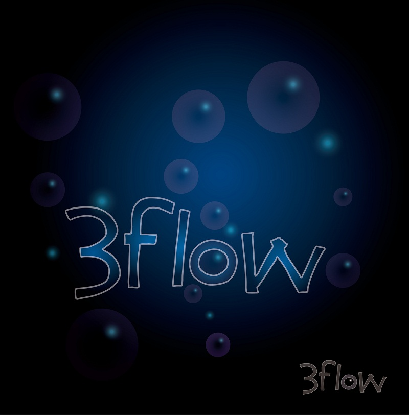 Logo Design by kowreck - Entry No. 35 in the Logo Design Contest Fun Logo Design for 3flow.
