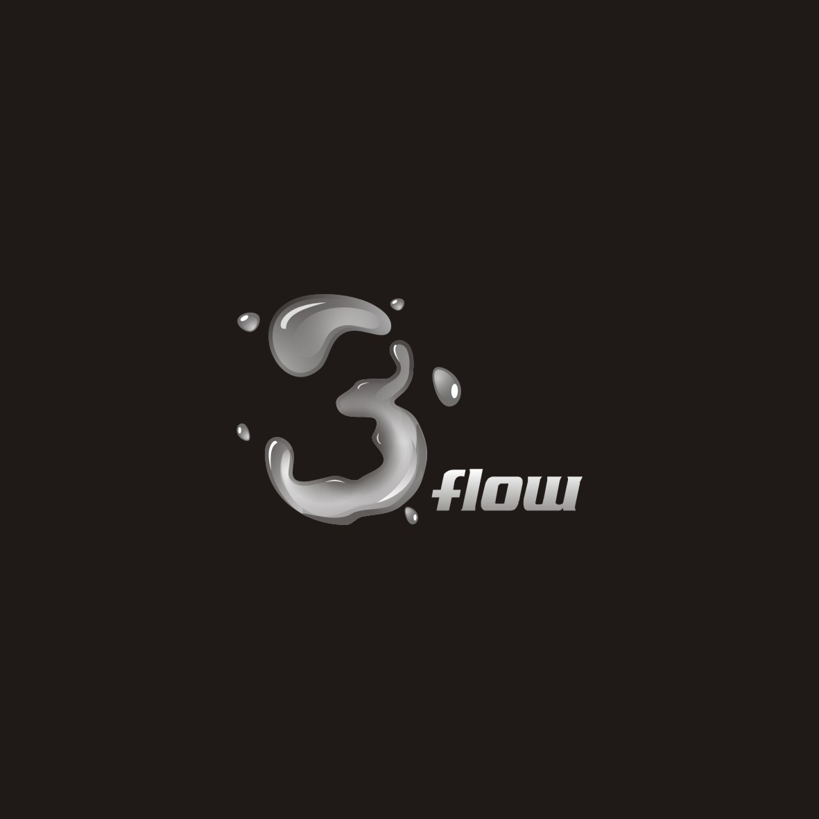 Logo Design by arteo_design - Entry No. 49 in the Logo Design Contest Fun Logo Design for 3flow.