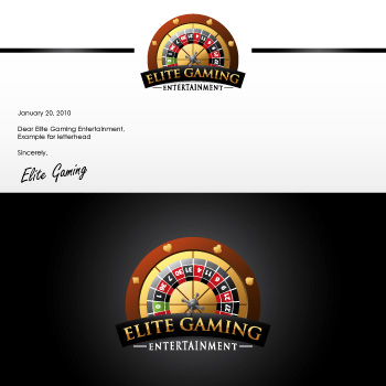 Logo Design by EdEnd - Entry No. 47 in the Logo Design Contest Elite Gaming Entertainment.