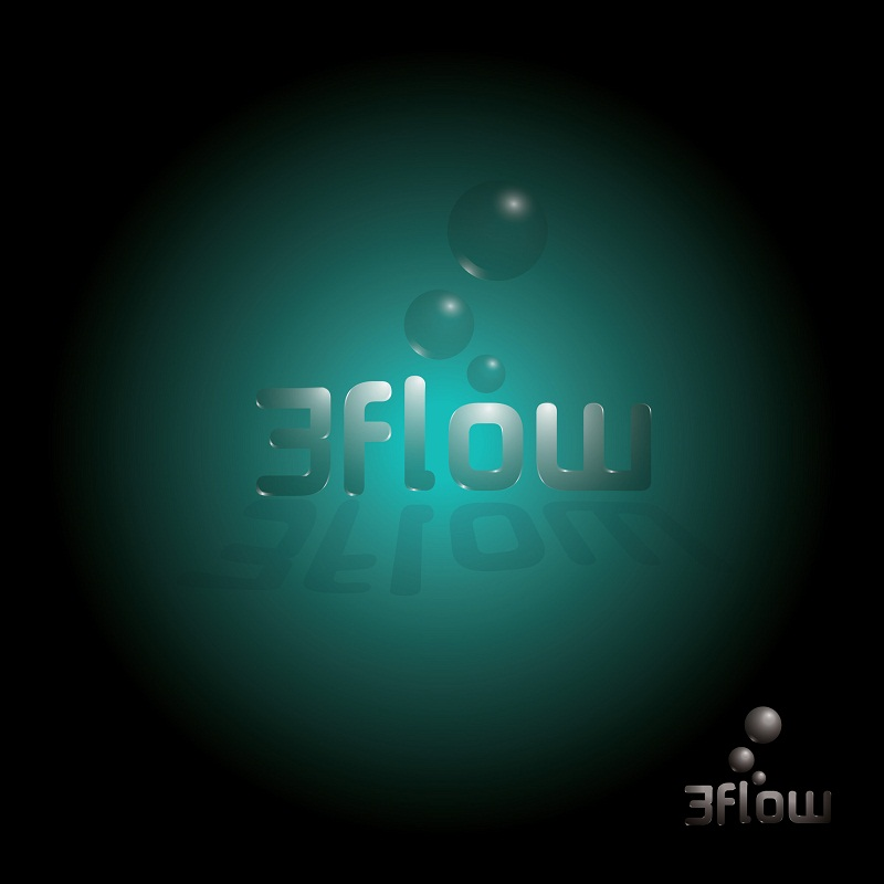 Logo Design by kowreck - Entry No. 59 in the Logo Design Contest Fun Logo Design for 3flow.