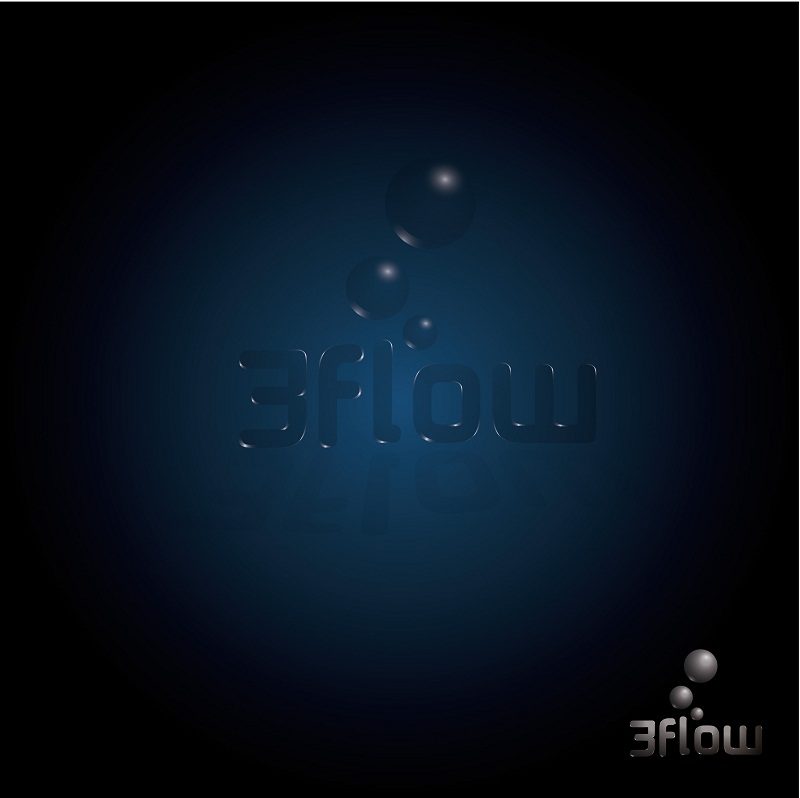 Logo Design by kowreck - Entry No. 62 in the Logo Design Contest Fun Logo Design for 3flow.