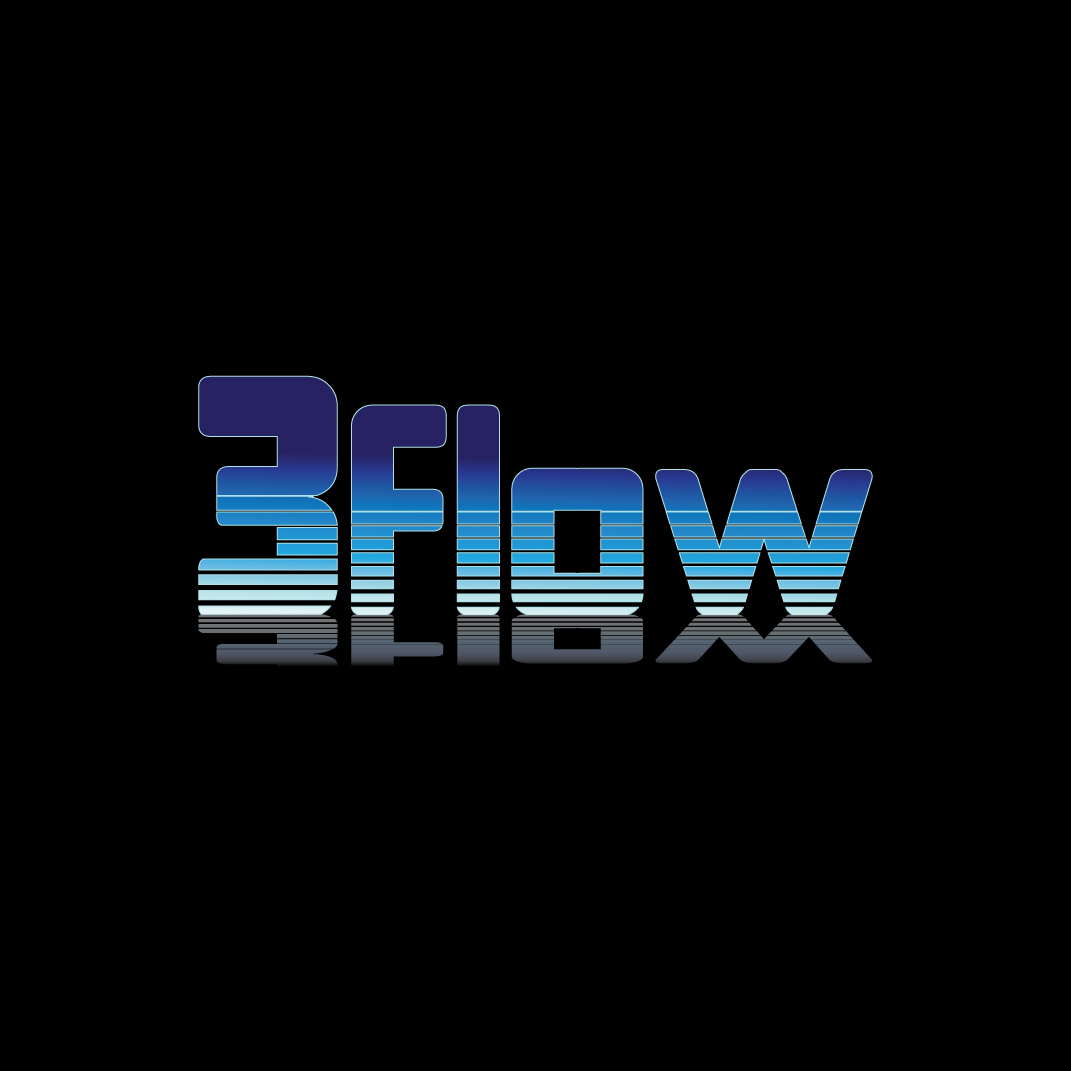Logo Design by stormbighit - Entry No. 81 in the Logo Design Contest Fun Logo Design for 3flow.