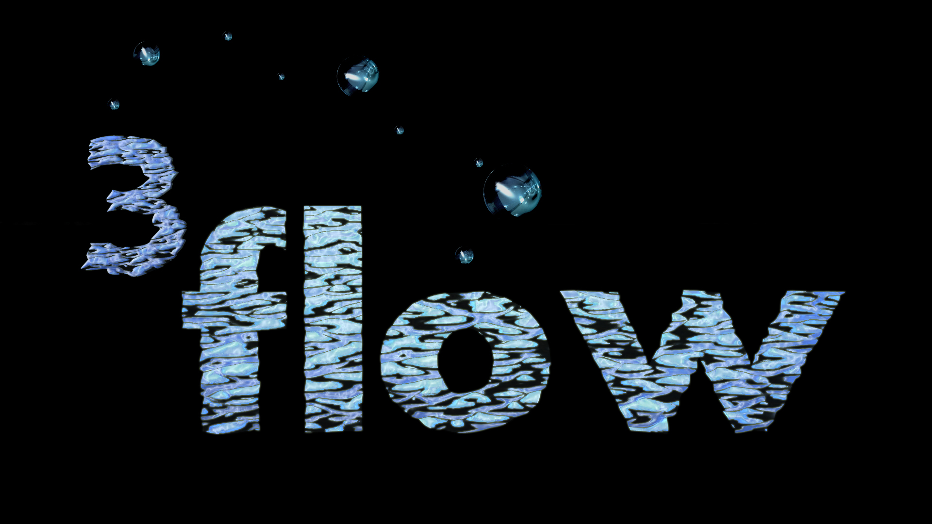 Logo Design by zigzag91 - Entry No. 83 in the Logo Design Contest Fun Logo Design for 3flow.