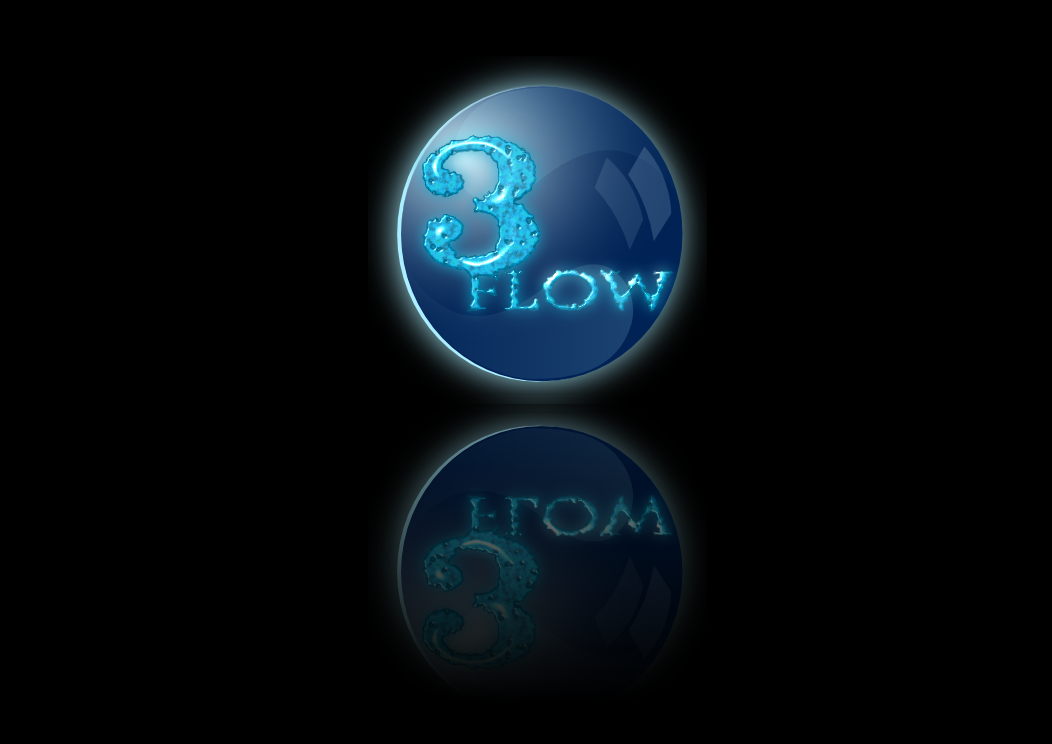 Logo Design by whoosef - Entry No. 90 in the Logo Design Contest Fun Logo Design for 3flow.