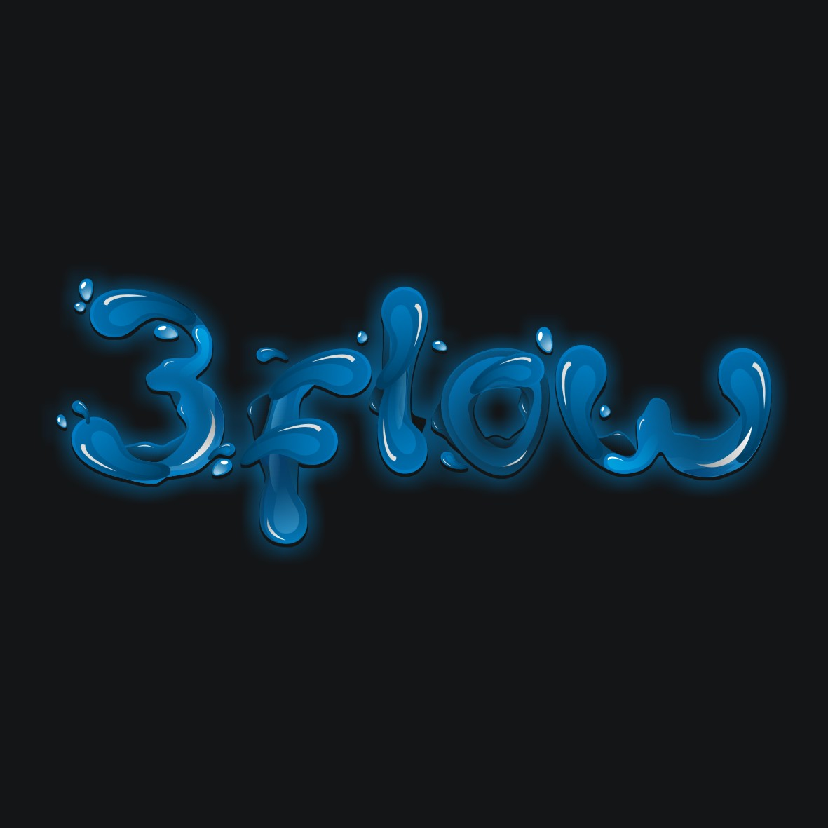 Logo Design by arteo_design - Entry No. 98 in the Logo Design Contest Fun Logo Design for 3flow.