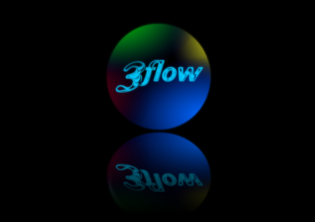 Logo Design by whoosef - Entry No. 100 in the Logo Design Contest Fun Logo Design for 3flow.