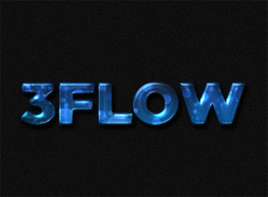 Logo Design by Private User - Entry No. 101 in the Logo Design Contest Fun Logo Design for 3flow.