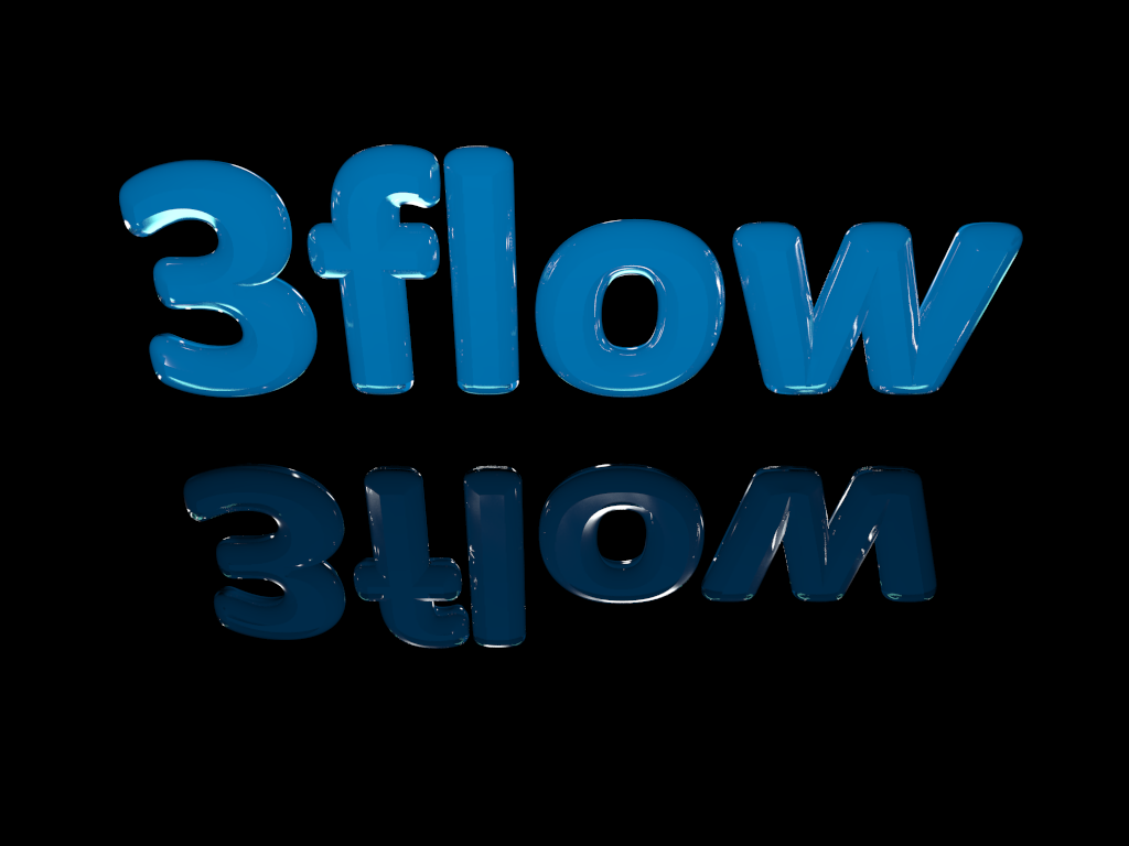 Logo Design by illusionist - Entry No. 111 in the Logo Design Contest Fun Logo Design for 3flow.