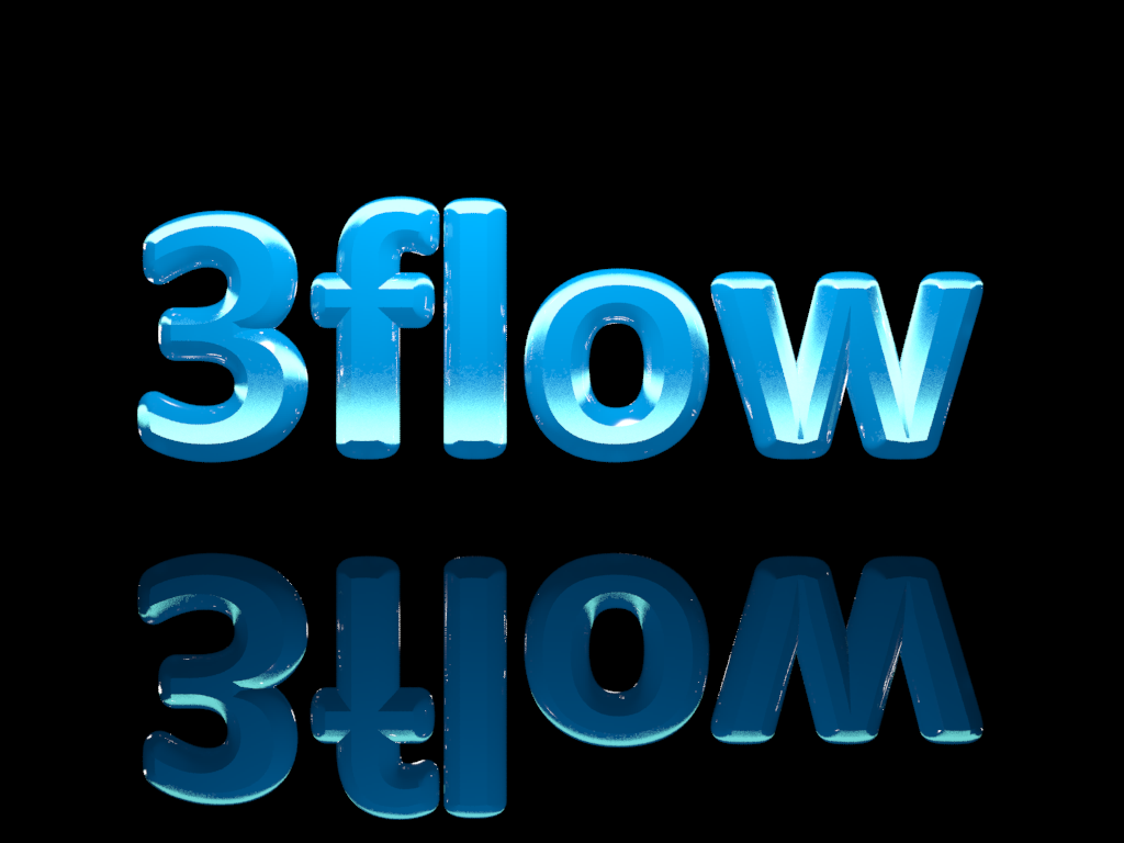 Logo Design by illusionist - Entry No. 112 in the Logo Design Contest Fun Logo Design for 3flow.
