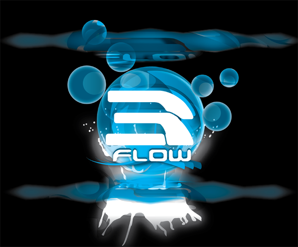 Logo Design by Md Iftekharul Islam Pavel - Entry No. 114 in the Logo Design Contest Fun Logo Design for 3flow.