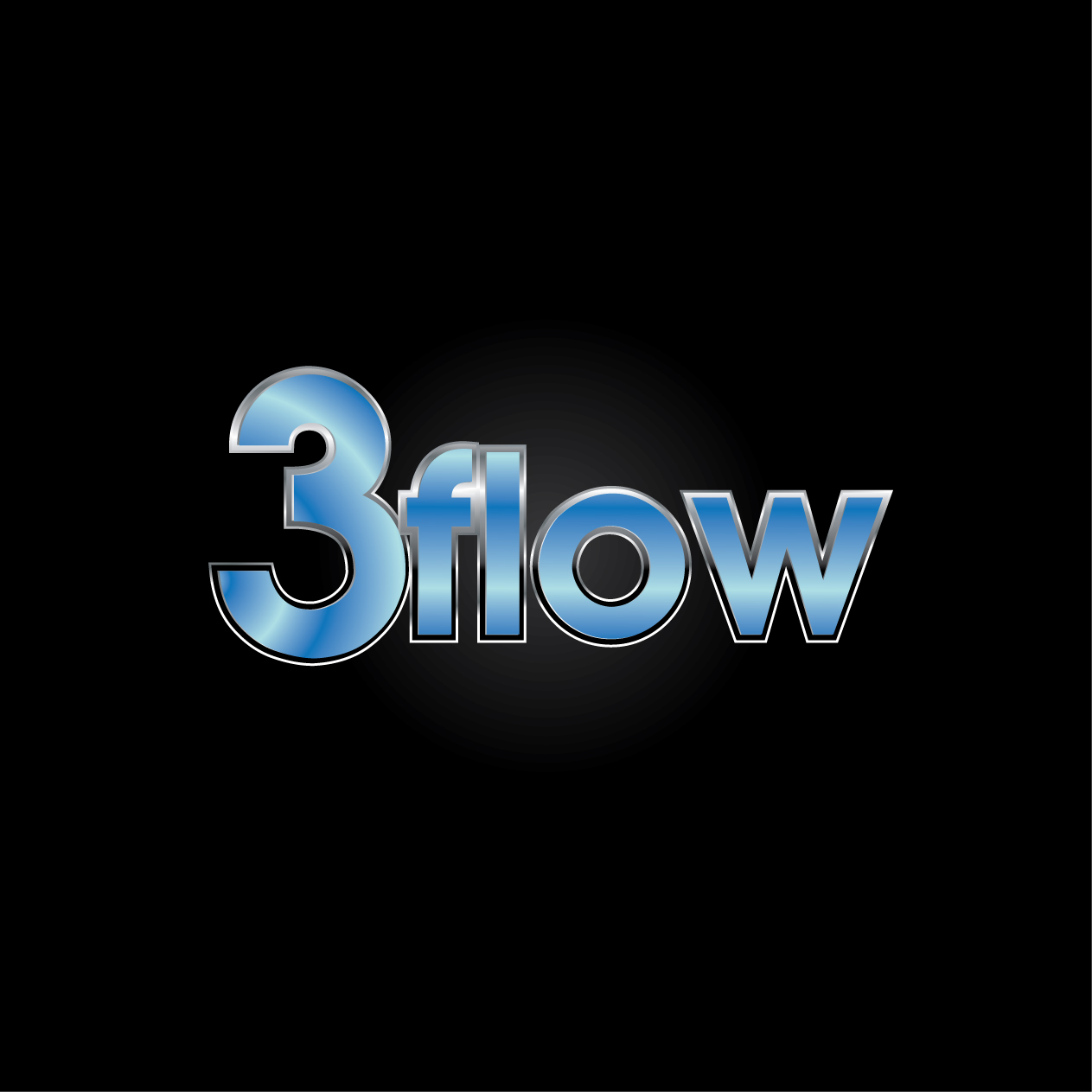 Logo Design by stormbighit - Entry No. 116 in the Logo Design Contest Fun Logo Design for 3flow.