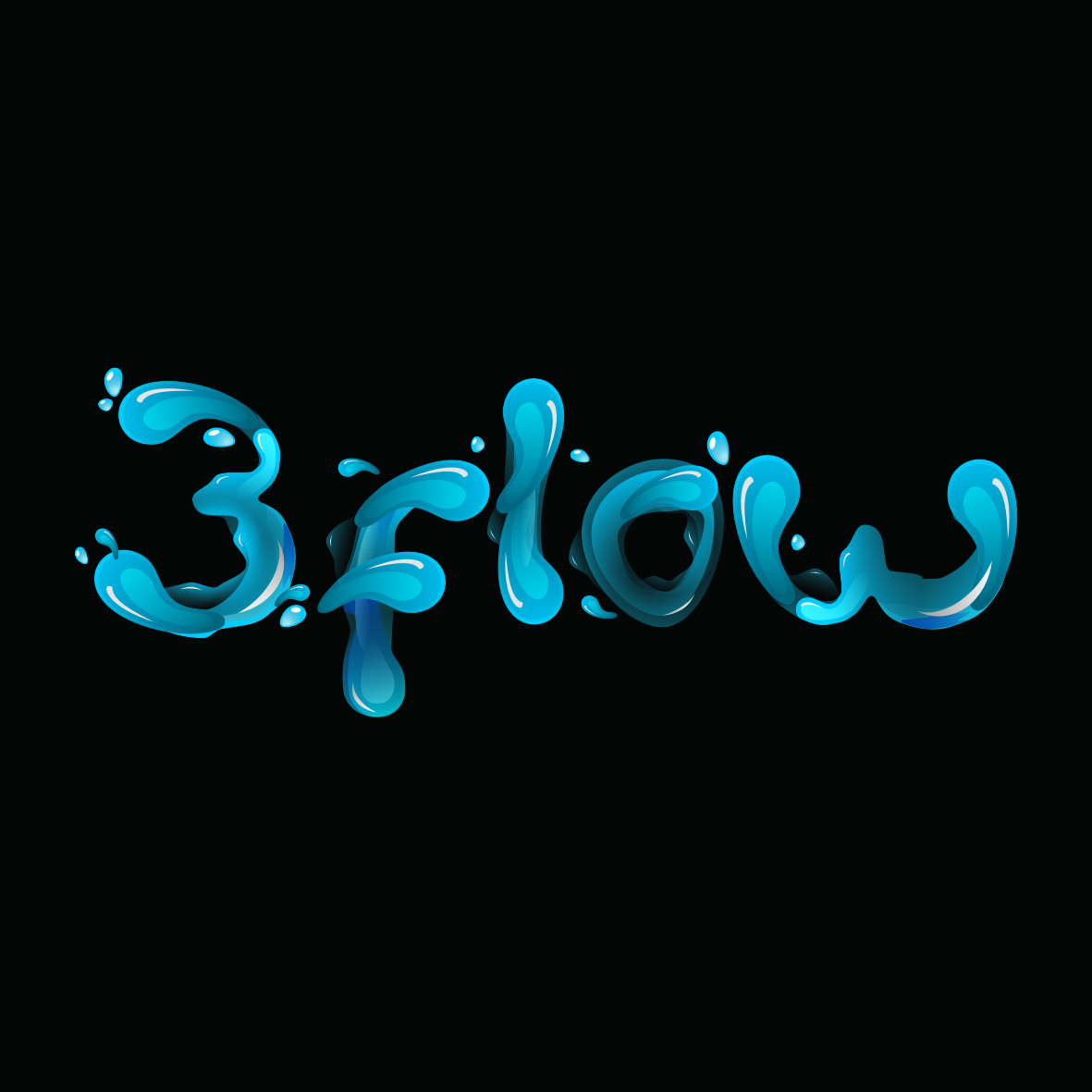 Logo Design by arteo_design - Entry No. 125 in the Logo Design Contest Fun Logo Design for 3flow.