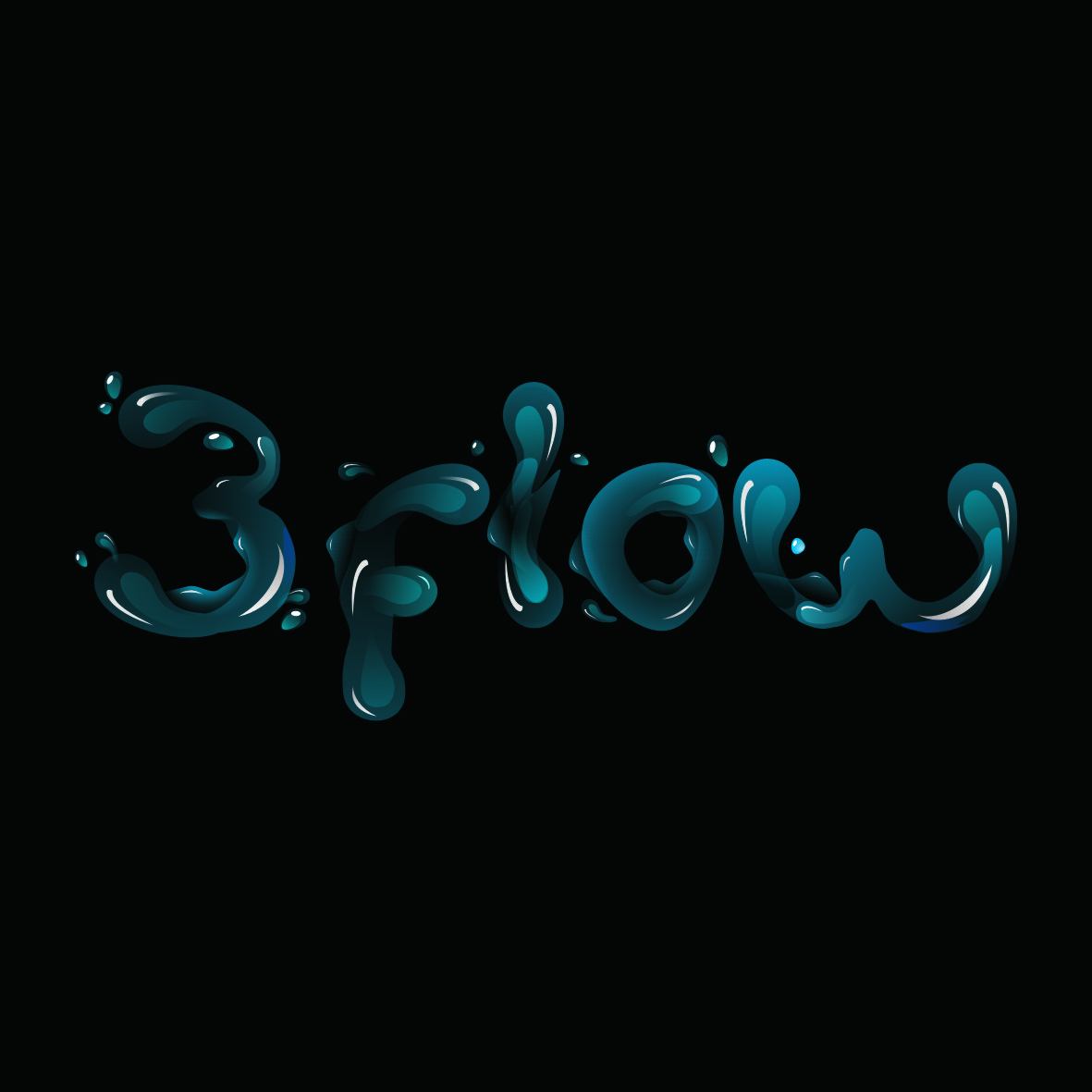 Logo Design by arteo_design - Entry No. 126 in the Logo Design Contest Fun Logo Design for 3flow.