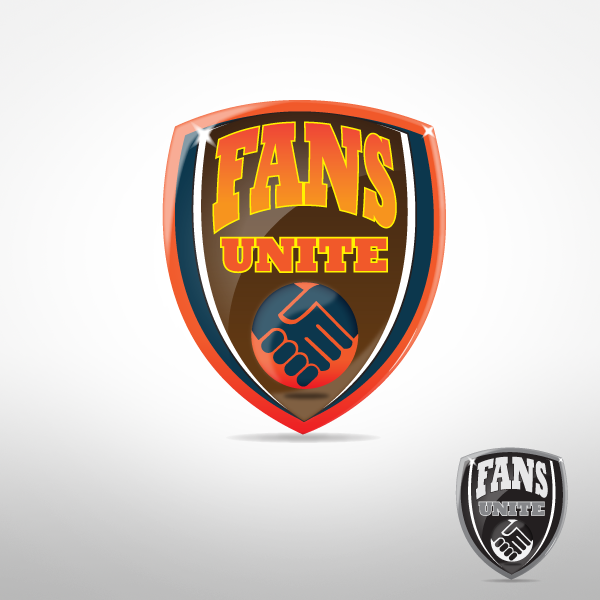 Logo Design by storm - Entry No. 8 in the Logo Design Contest Logo Design Needed for Exciting New Company FansUnite.