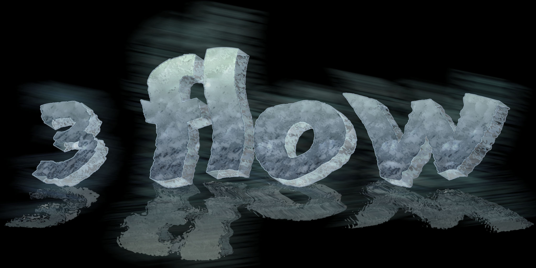 Logo Design by zigzag91 - Entry No. 131 in the Logo Design Contest Fun Logo Design for 3flow.