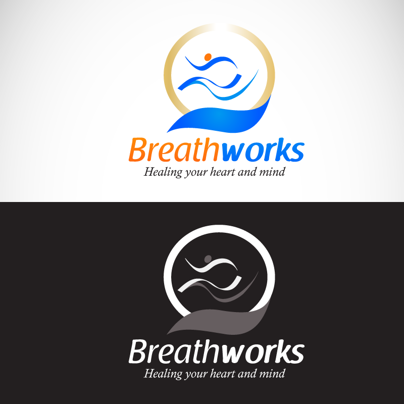 Logo Design by Imran Khan - Entry No. 5 in the Logo Design Contest New Logo Design for Breathworks.