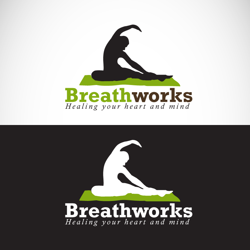 Logo Design by Imran Khan - Entry No. 6 in the Logo Design Contest New Logo Design for Breathworks.