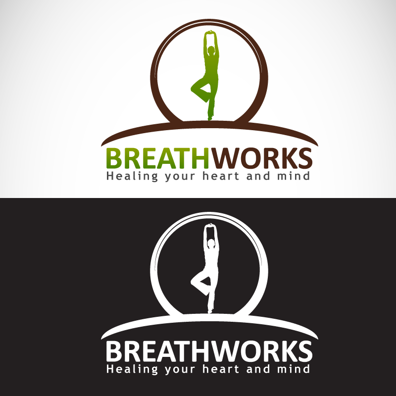 Logo Design by Imran Khan - Entry No. 7 in the Logo Design Contest New Logo Design for Breathworks.