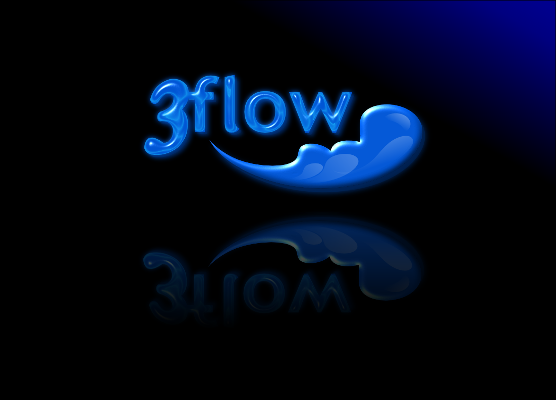 Logo Design by whoosef - Entry No. 142 in the Logo Design Contest Fun Logo Design for 3flow.