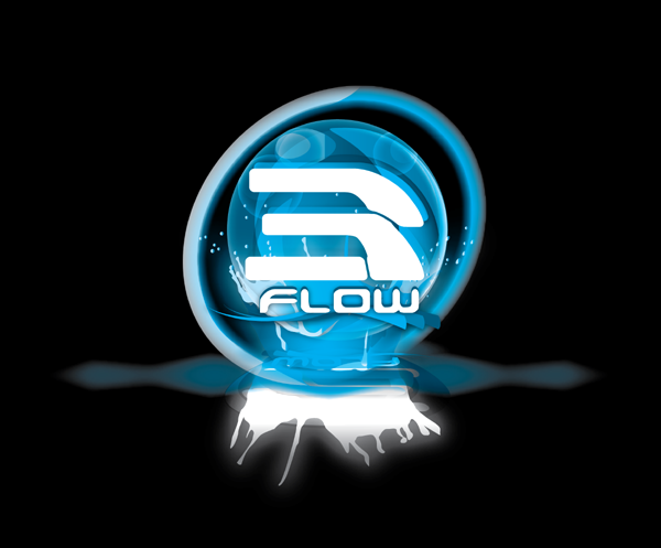 Logo Design by Md Iftekharul Islam Pavel - Entry No. 143 in the Logo Design Contest Fun Logo Design for 3flow.
