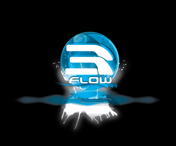 Logo Design by Md Iftekharul Islam Pavel - Entry No. 144 in the Logo Design Contest Fun Logo Design for 3flow.